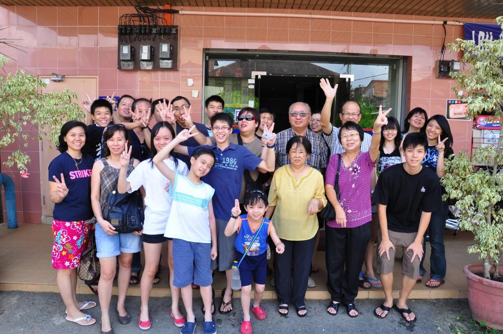 GEFC Mission Trip 2011 to Pengkalen Hulu - 2