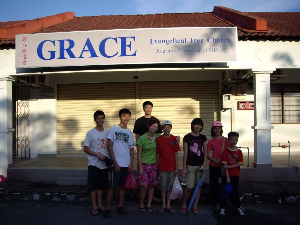 GEFC Youth Prayer Hunt 2009